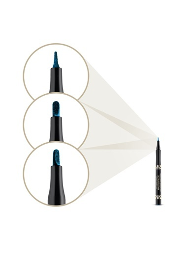 High Precision Likid Eyeliner Mavi (20 Azure)-Max Factor